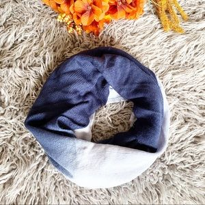GAP Dye Brushed Infinity Scarf One Size